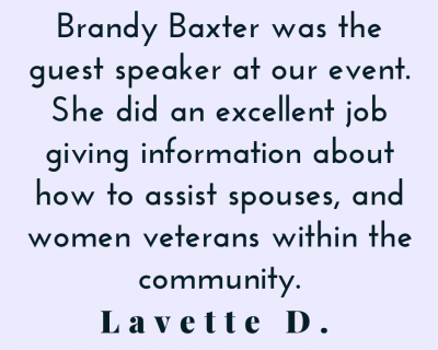 Brandy Testimonial 1