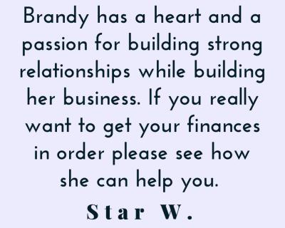 Brandy Testimonial - 4