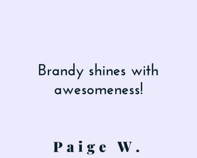 Brandy Testimonial - 6